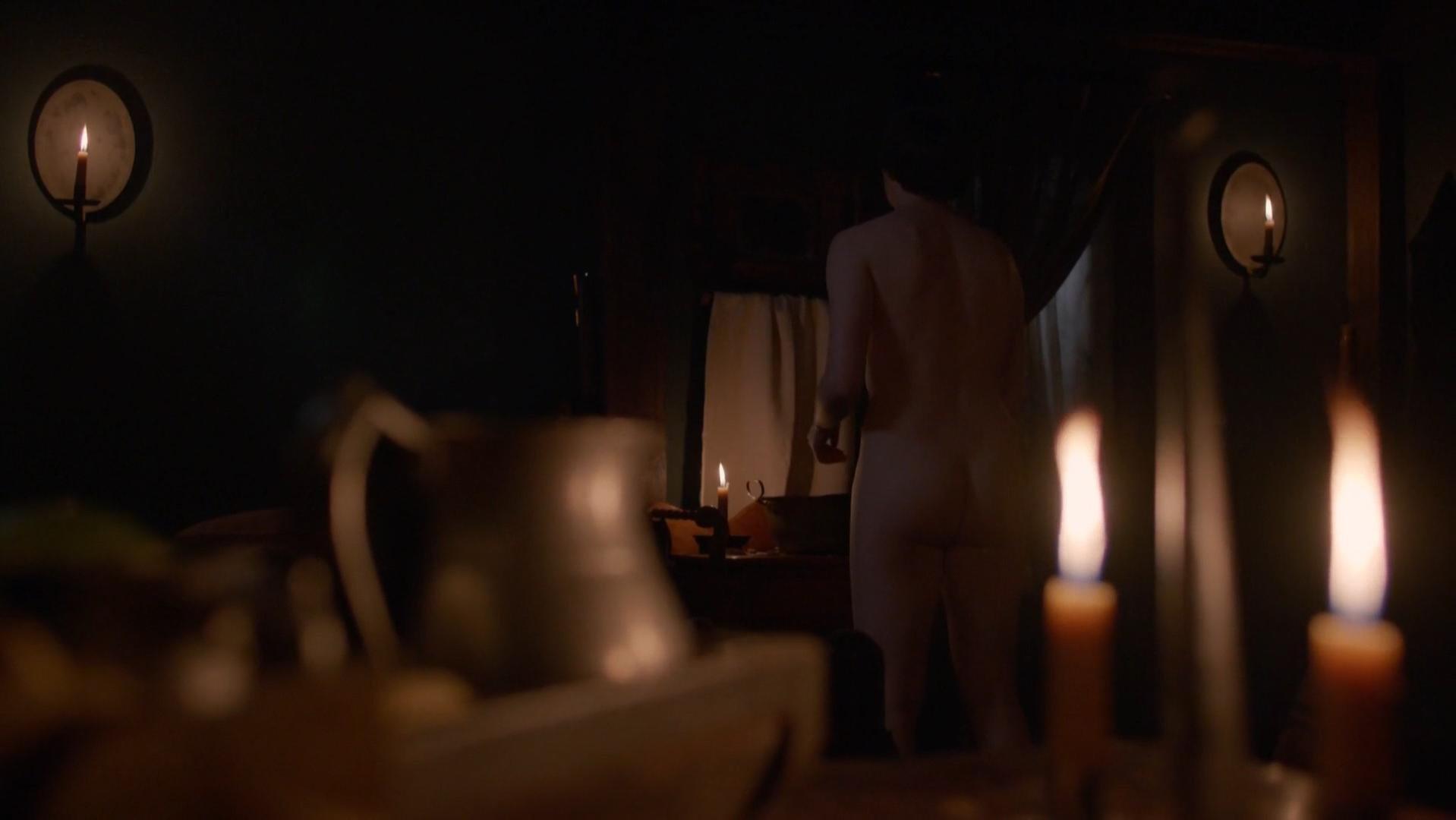Emily Skeggs nude - Salem s03e02 (2016)