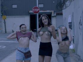 Sophie LaBelle nude, Caitlin Mehner nude, Sara Yoko Howard nude, Syrie Moskowitz nude - No Milk (2014)