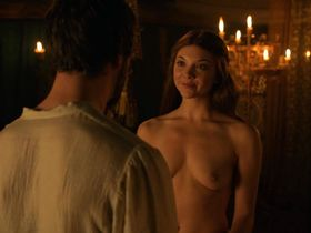 Natalie Dormer nude - Game of Thrones s02e03 (2012)