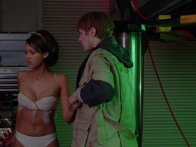 Jessica Alba sexy - Idle Hands (1999)