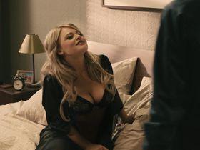 Emily Atack sexy - Get Lucky (2013)