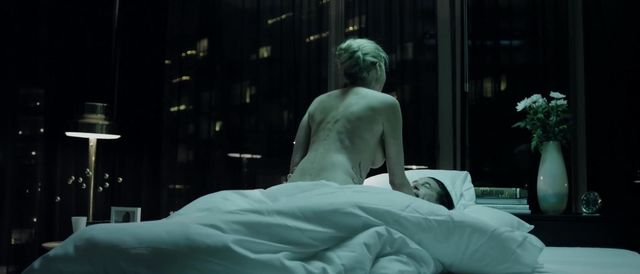 Nude Video Celebs  Estella Warren Sexy - The Stranger -8890