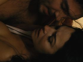 Monica Bellucci nude - Don't Look Back (2009)