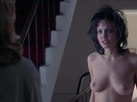 Angelina Jolie nude, Elizabeth Mitchell nude - Gia (1998)