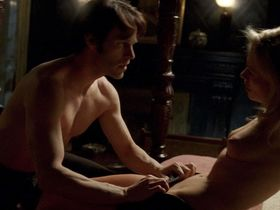 Anna Paquin nude - True Blood s02 (2009)