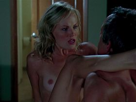Malin Akerman nude - The Heartbreak Kid (2007)