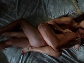 Olga Kurylenko nude - Magic City s01 (2012)