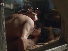 Caterina Murino nude - Odysseus s01e04-06 (2013)