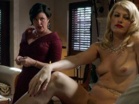 Meredith Ostrom nude - Magic City s02e01 (2013)
