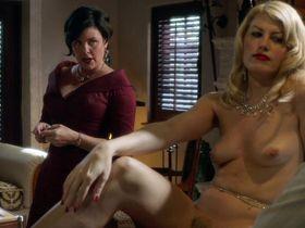 Meredith Ostrom nude - Magic City s02e01 (2013)