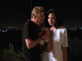 Angelina Jolie sexy - Playing God (1997)