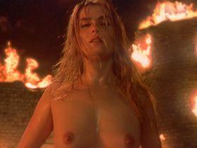 Emmanuelle Seigner nude - The Ninth Gate (1999)
