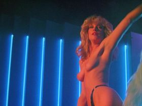 Melanie Griffith nude - Fear City (1984)