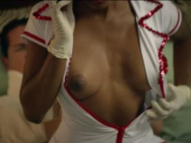 Shanola Hampton nude - Shameless s03e08-11 (2013)