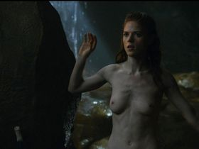 Rose Leslie nude - Game of Thrones s03e05 (2013)