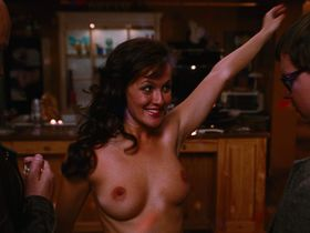 Crystal Lowe nude - Hot Tub Time Machine (2010)