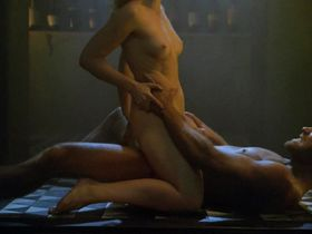 Anna Hutchison nude - Spartacus s03e08 (2013)