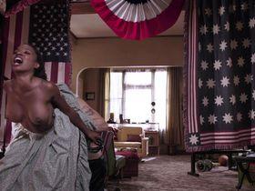 Shanola Hampton nude - Shameless s03e01-07 (2013)