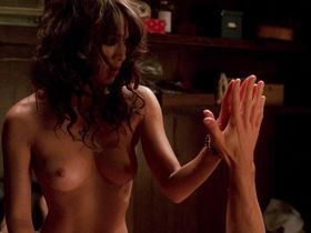 Lynn collins naked
