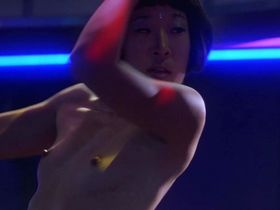 Sandra Oh nude - Dancing at the Blue Iguana (2000)