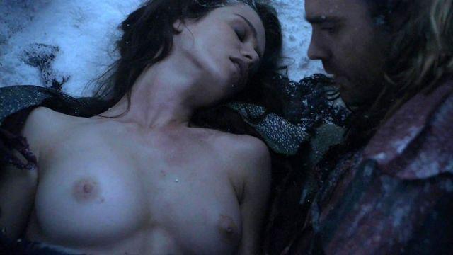 Gwendoline Taylor  nackt