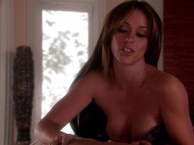 Jennifer Love Hewitt sexy - The Client List s02e01-02 (2013)