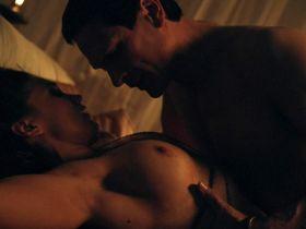 Jenna Lind nude - Spartacus s03e05 (2013)