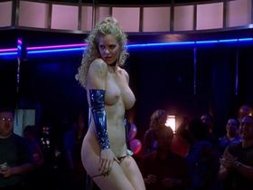 Kristin Bauer nude - Dancing at the Blue Iguana (2000)