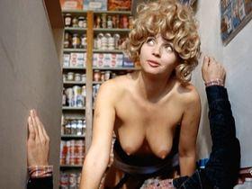 Abigail Rogan nude - Alvin Rides Again (1974)