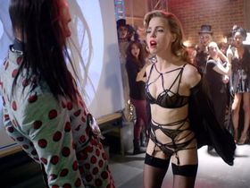 Melissa George sexy, Elettra Wiedemann sexy, Chloe Hayward sexy - Agent Provocateur - Control Yourself (2013)