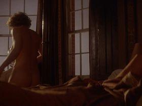 Lisa Harrow nude - The Final Conflict (1981)