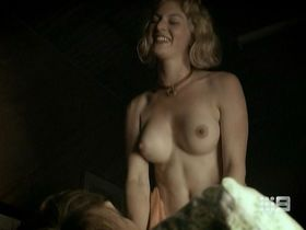 Cariba Heine nude - Blood Brothers (2011)