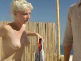 Lucie Debay nude - Un Francais (2015)