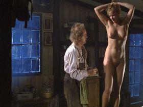 Veronica Ferres nude - Schtonk (1992)