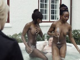 Kadija Jallohict nude, Wankjiku Seest nude - Dicte s02e01-03 (2014)