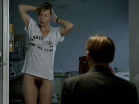 Sandra Huller nude - Uber uns das All (2011)