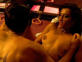 Laura Mana nude - Dobermann (1997)