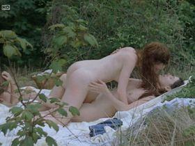 Caroline Tillette nude, Carolina Jurczak nude - A la recherche du temps perdu (2010)