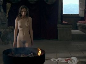 Julie Delpy nude - La Passion Beatrice (1987)