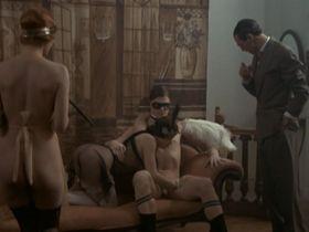 Muriel Montosse nude - Quartet (1981)