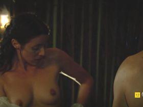 Ingrid Rubio nude - El Corazon Del Oceano s01e04 (2014)