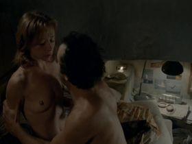 Sylvie Testud nude - Les deferlantes (2013)