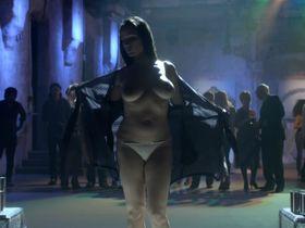 Moon Dailly nude, Samantha Farrow nude - Transporter The Series s01e01 (2012)