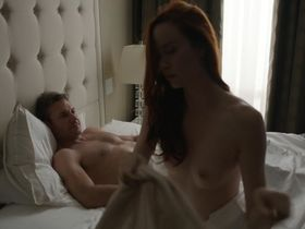 Elyse Levesque nude - Transporter The Series s02e12 (2014)