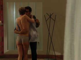 Andrea Osvart nude - Transporter The Series s01e05-08 (2012)