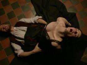 Eva Green sexy - Penny Dreadful s03e06 (2016)