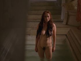 Polly Walker nude - Rome s01 (2005)