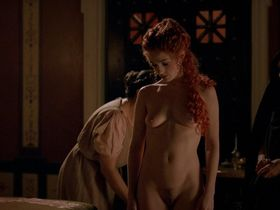 Kerry Condon nude - Rome s01-s02 (2005-2007)