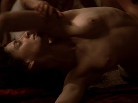 Zuleikha Robinson nude - Rome s02e05-09 (2007)