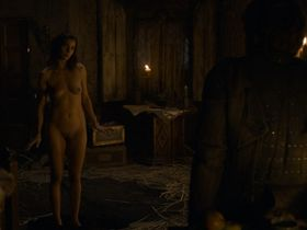 Natalia Tena nude - Game of Thrones s02e06 (2012)